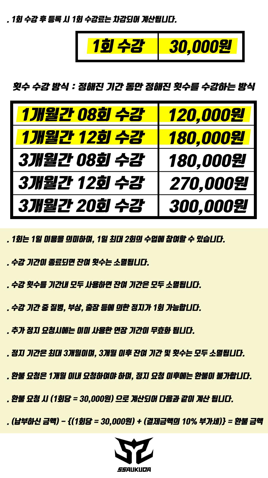 2020_수강료_디자인_횟수-방식